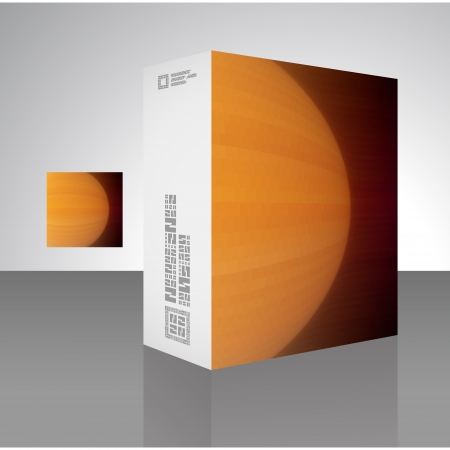 Packaging box Stock Vector - 17390639