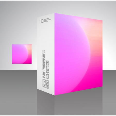 Packaging box Stock Vector - 17383171