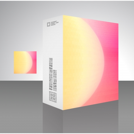 Packaging box Stock Vector - 17390617