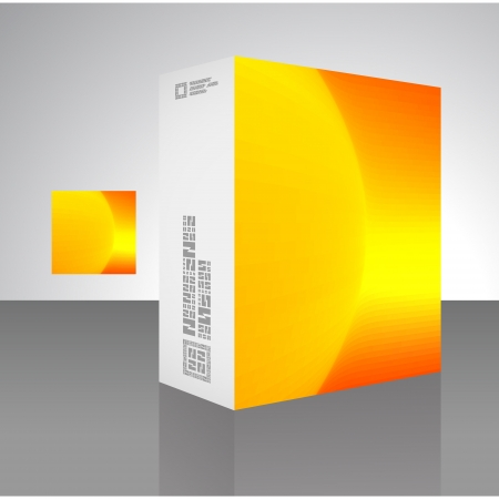 Packaging box Stock Vector - 17383160