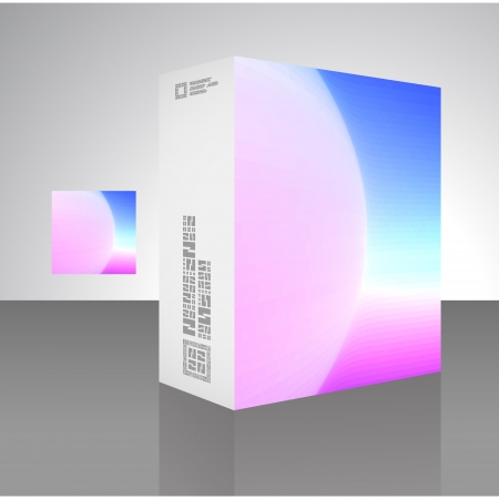 Packaging box Stock Vector - 17504266