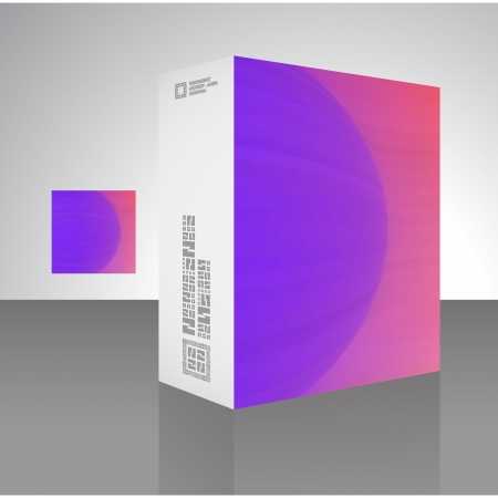 Packaging box Stock Vector - 17390628