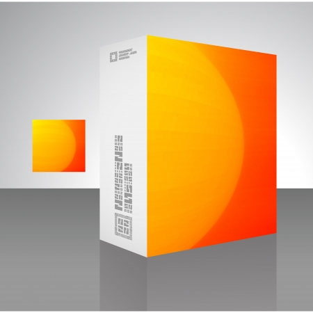 Packaging box Stock Vector - 17383164