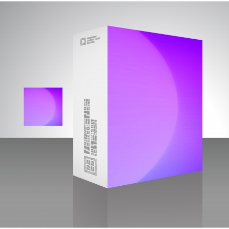 Packaging box Stock Vector - 17383178