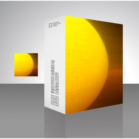 Packaging box Stock Vector - 17383165