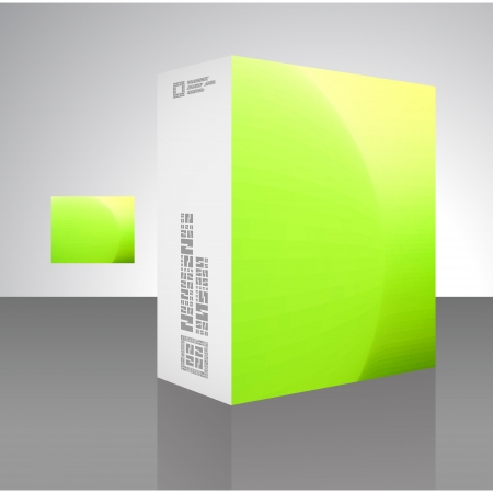 Packaging box Stock Vector - 17504259