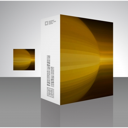Packaging box Stock Vector - 17383151