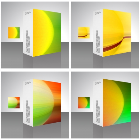 Packaging box Stock Vector - 17383142