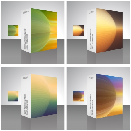 Packaging box Stock Vector - 17383132