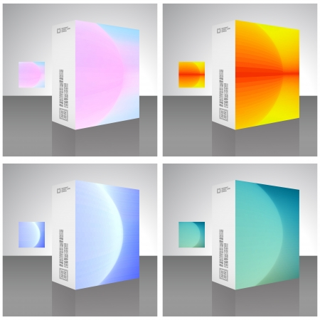 Packaging box Stock Vector - 16770977