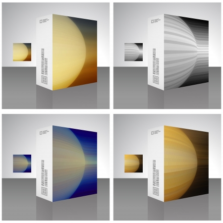 Packaging box Stock Vector - 17383135