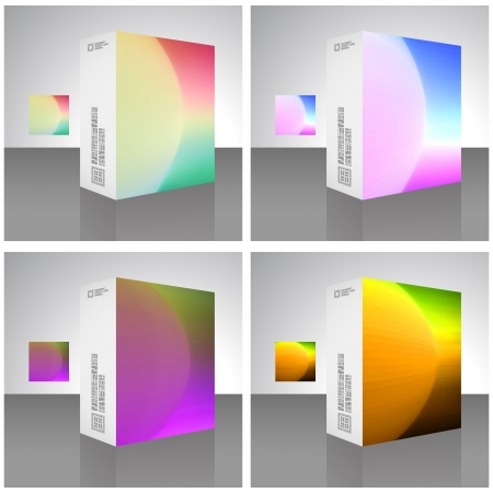 Packaging box Stock Vector - 16629011