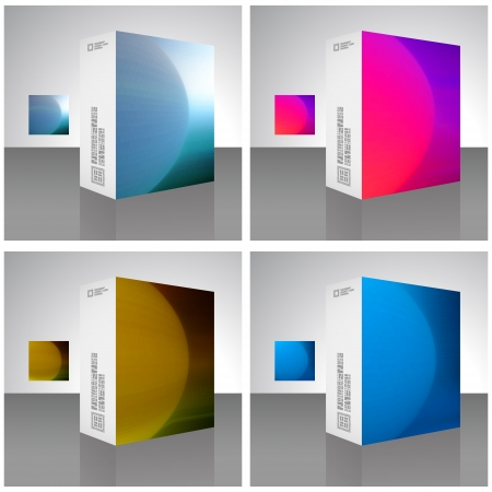 packaging box  Stock Vector - 16507649