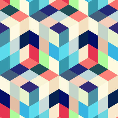 Seamless mosaic pattern Stock Vector - 16707003