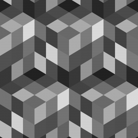 business continuity: Seamless mosaic pattern