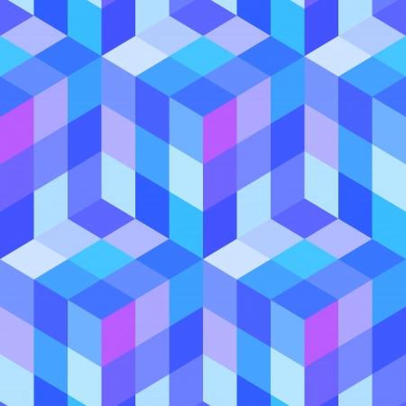 Seamless mosaic pattern Stock Vector - 16707076