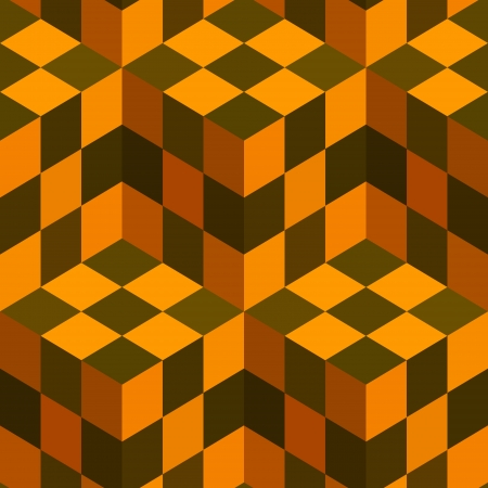 Seamless mosaic pattern Stock Vector - 16707004