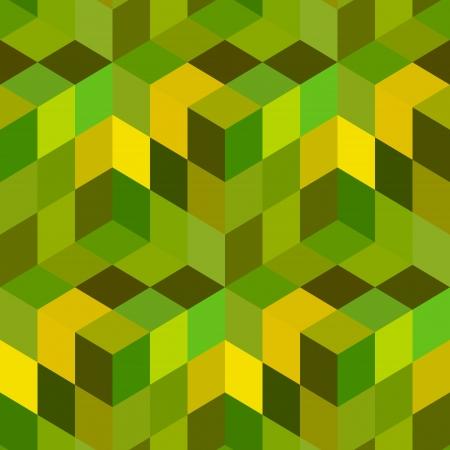 Seamless mosaic pattern Stock Vector - 16707075