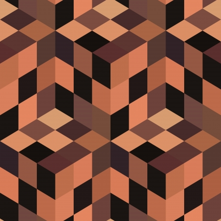 Seamless mosaic pattern Stock Vector - 18395515
