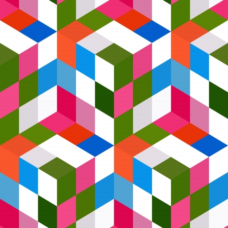 wrapper: Seamless mosaic pattern
