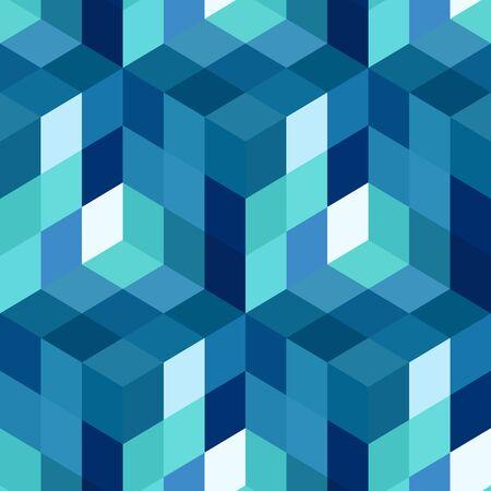 Seamless mosaic pattern Stock Vector - 18395293