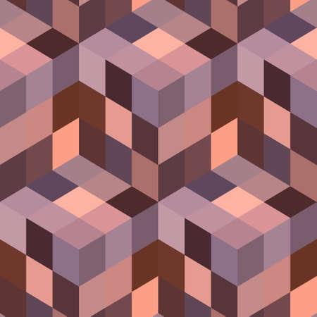 cartouche: Seamless mosaic pattern