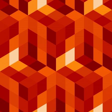 Seamless mosaic pattern Stock Vector - 17383643