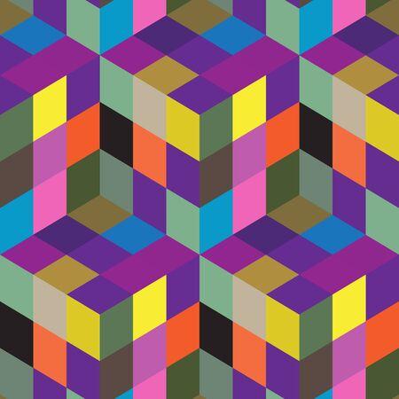Seamless mosaic pattern Stock Vector - 17383833