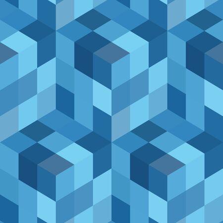 Seamless mosaic pattern Stock Vector - 17390646