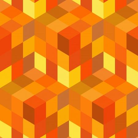 Seamless mosaic pattern Stock Vector - 17383215