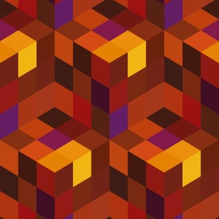 Seamless mosaic pattern Stock Vector - 17383198