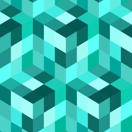 Seamless mosaic pattern Stock Vector - 17383190