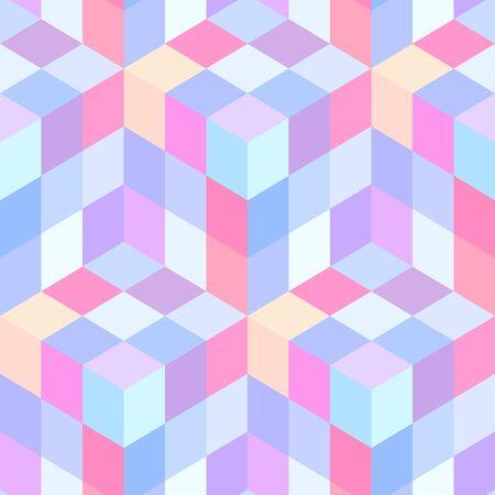 Seamless mosaic pattern Stock Vector - 16507652
