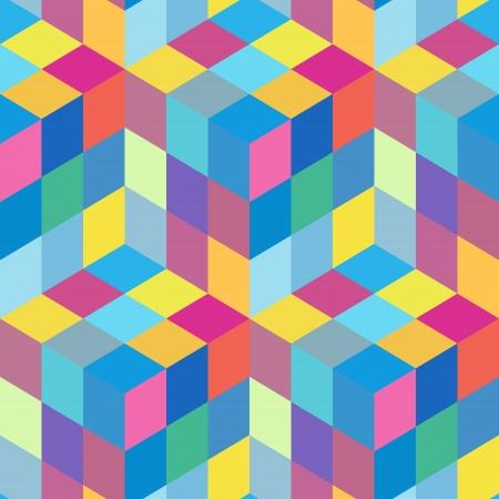 Seamless mosaic pattern Stock Vector - 16628954