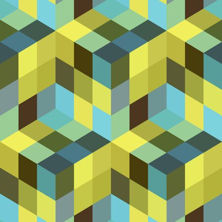 Seamless mosaic pattern Stock Vector - 16507663
