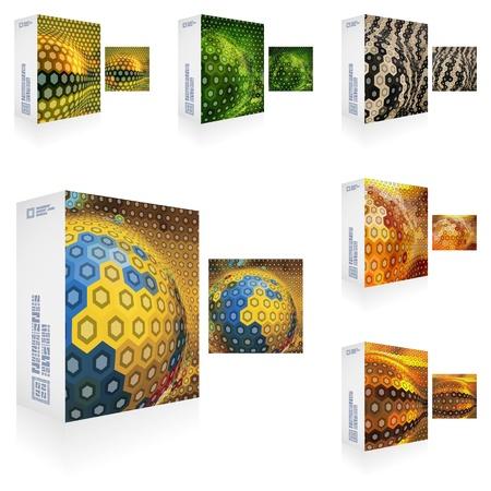 tare: Packaging box