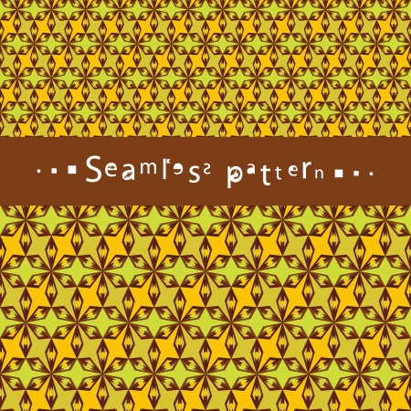 Seamless pattern Stock Vector - 17503261