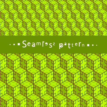 vintage background paper: Seamless pattern