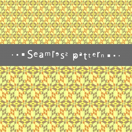 Seamless pattern Stock Vector - 17442219