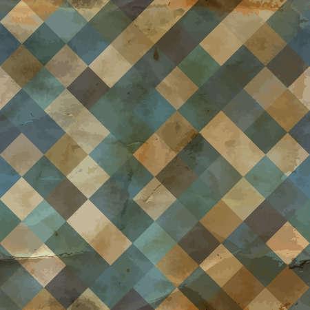 oude krant: Seamless pattern
