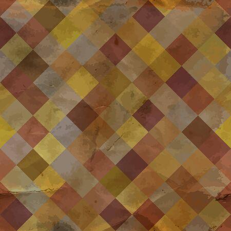 Vintage seamless pattern Stock Vector - 17443918