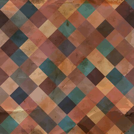 Vintage seamless pattern Stock Vector - 17443968