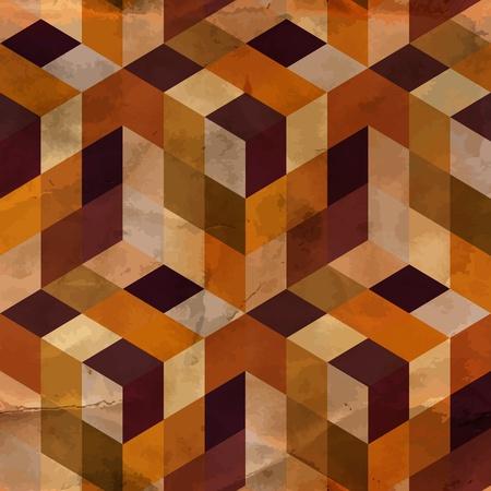 Seamless vintage pattern Stock Vector - 18542964