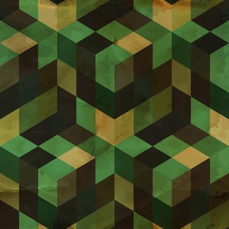 Seamless vintage pattern Stock Vector - 18542961