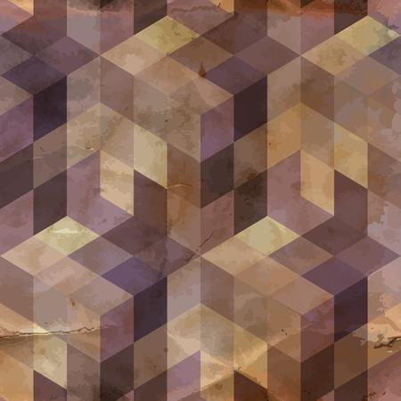 Seamless vintage pattern Stock Vector - 18543050