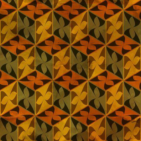 vintage newspaper: Seamless pattern