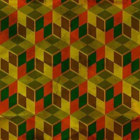 drawing safety: Seamless pattern