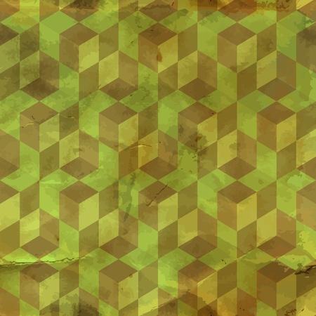 Seamless vintage pattern Stock Vector - 18542816