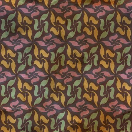 vintage newspaper: Seamless vintage pattern