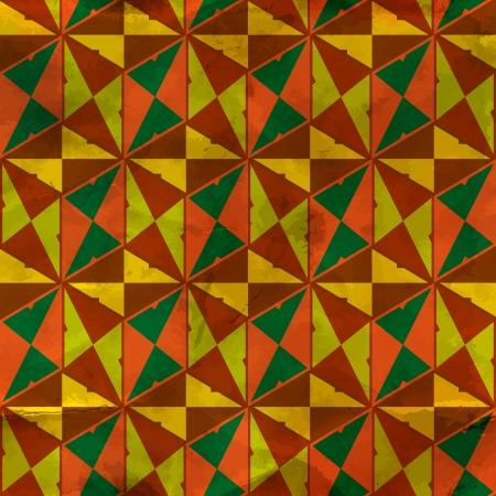 Seamless vintage pattern Stock Vector - 18542871